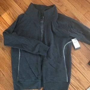 M Zella sweatshirt jacket NWT